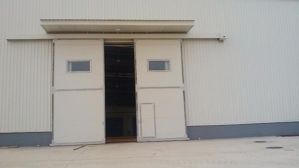 厂房工业门
